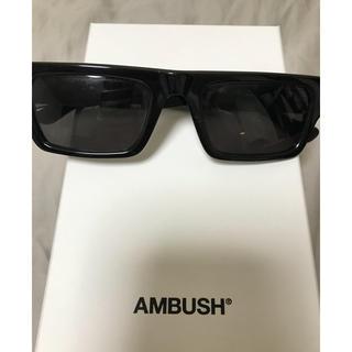 アンブッシュ(AMBUSH)のAMBUSH HUGHES sunglasses(サングラス/メガネ)