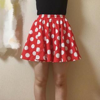 ディズニー(Disney)の【セール中】ミニースカート(ミニスカート)