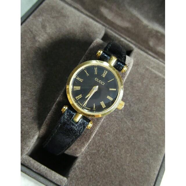 new product 5c8b4 9f2b0 GUCCI腕時計 オールドグッチWGシェリーライン, レディースクォーツ, | フリマアプリ ラクマ