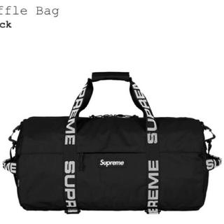 シュプリーム(Supreme)のsupreme duffle bag 18ss (ドラムバッグ)