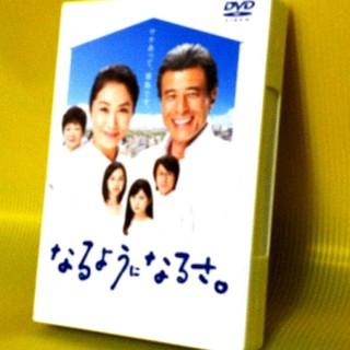 DVD-BOX なるようになるさ 国内正規品(TVドラマ)