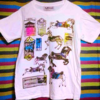 ファンキーフルーツ(FUNKY FRUIT)のFUNKYFRUIT ポニーTシャツ(Tシャツ(半袖/袖なし))