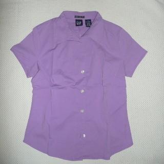 ギャップ(GAP)のGAP ストレッチシャツ ブラウス(シャツ/ブラウス(半袖/袖なし))