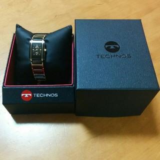 テクノス(TECHNOS)のTECHNOS(腕時計)
