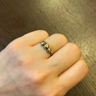 イオッセリアーニ(IOSSELLIANI)のIOSSELLIANI イオッセリアーニ  ゴールドリング11号 (リング(指輪))