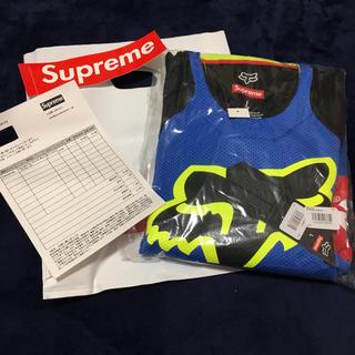 シュプリーム(Supreme)の格安!! サイズL supreme  x fox マルチカラー(Tシャツ/カットソー(七分/長袖))