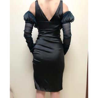 グッチ(Gucci)のGUCCIワンピース レッドカーペット(ミディアムドレス)