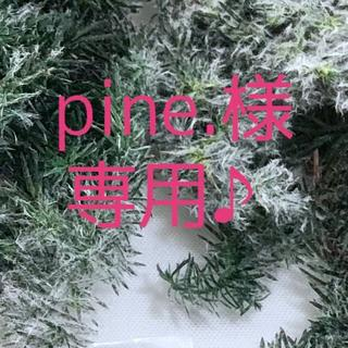 pine.(プリザーブドフラワー)