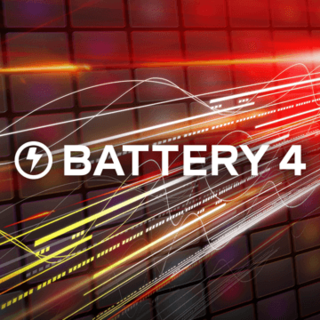 Native Instruments Battery4(音源モジュール)
