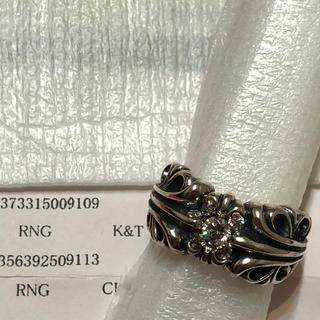 クロムハーツ(Chrome Hearts)のクロムハーツ KTリング 18号(リング(指輪))