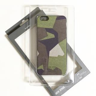 ジャックスペード(JACK SPADE)のジャックスペード iPhone 6s/6 Plus ウォーレンストリート カモ柄(iPhoneケース)