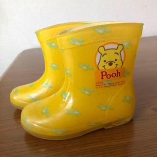ディズニー(Disney)のDisney★長靴★プーさん★13センチ(長靴/レインシューズ)