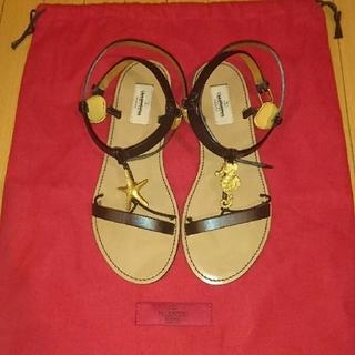 ヴァレンティノ(VALENTINO)のVALENTINO 靴(サンダル)