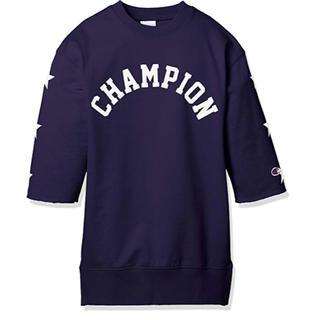チャンピオン(Champion)のチャンピオン 130㎝ チュニック ワンピース ネイビー 130㎝(ワンピース)