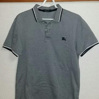 BURBERRY BLACK LABEL - バーバリー ブラックレーベル ポロシャツ