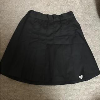 ピンクラテ(PINK-latte)のピンクラテ  プリーツスカート  (ひざ丈スカート)