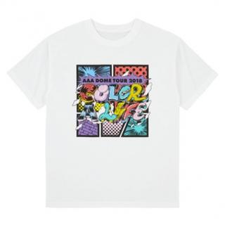 トリプルエー(AAA)のAAA ツアーtシャツ XL(アイドルグッズ)