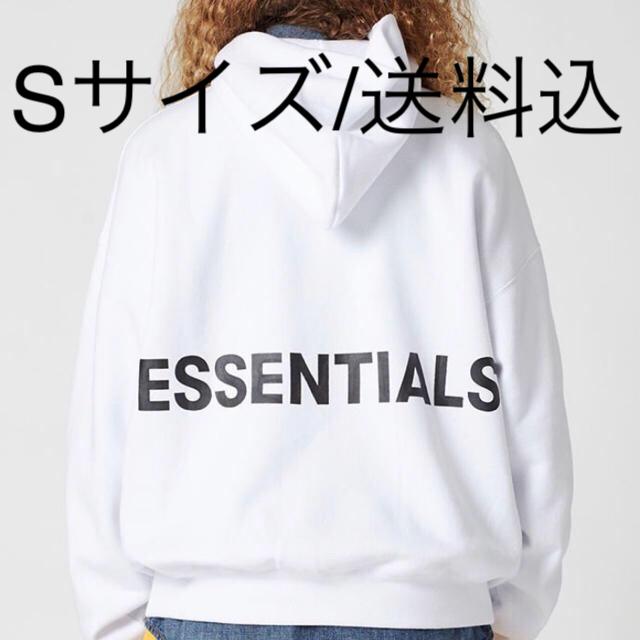 e1ad59dab23b2 Hoodies   Sweatshirts Fear Of God Essentials Photo Pullover Hoodie White  Size S M L Men s Clothing FOG