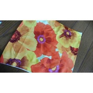 ワコール(Wacoal)のワコール 花柄チューブトップ(未使用品)(ベアトップ/チューブトップ)