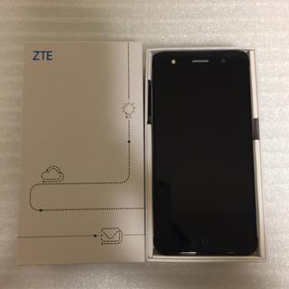 アンドロイド(ANDROID)の【極美品】ZTE BLADE V7 LITE SIMフリー(スマートフォン本体)