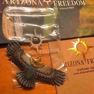 アリゾナフリーダム(ARIZONA FREEDOM)のアリゾナフリーダム 頭金 NEW 大イーグル(ネックレス)