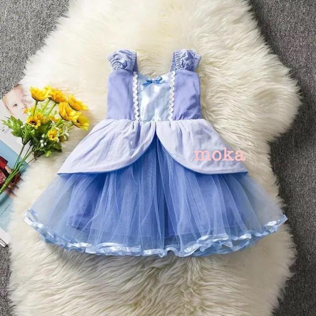 14d58ec61b0d9 Disney(ディズニー)のシンデレラ ドレス キッズ ベビー マタニティのキッズ服 女の子