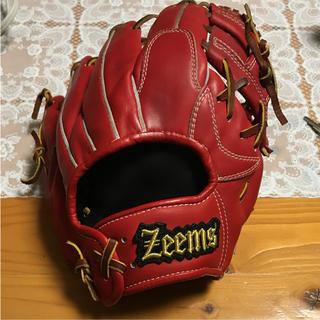 ジームス(Zeems)のジームス 軟式内野 袋付き(グローブ)