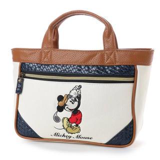 ディズニー(Disney)のミッキーゴルフBAG(その他)