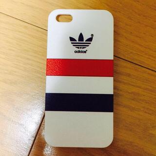 アディダス(adidas)のadidas iPhoneケース(その他)