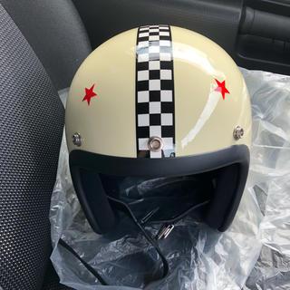 売り切れました ブコ buco オフホワイト ヘルメット