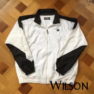ウィルソン(wilson)のウィルソン ナイロンジャケット 90s テニス(ナイロンジャケット)