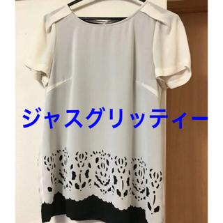ジャスグリッティー(JUSGLITTY)のジャスグリッティーのトップス(Tシャツ(半袖/袖なし))