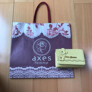 アクシーズファム(axes femme)のアクシーズファム 財布 キーケース(財布)