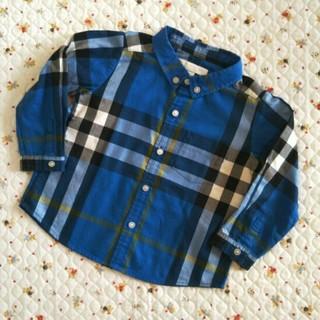 バーバリー(BURBERRY)のBURBERRY CHILDREN シャツ 80 12M(シャツ/カットソー)