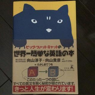 幻冬舎 - ビッグファットキャットの世界一簡単な英語の本 2冊セット