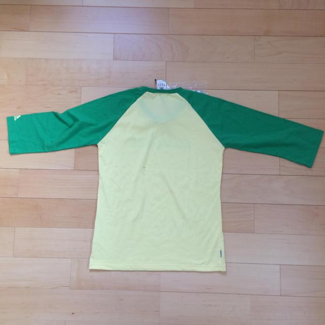 adidas(アディダス)のadidas 七分袖Tシャツ レディースのトップス(Tシャツ(長袖/七分))の商品写真