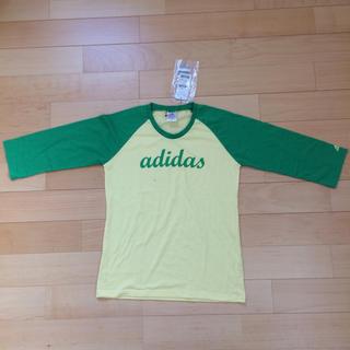 アディダス(adidas)のadidas 七分袖Tシャツ(Tシャツ(長袖/七分))