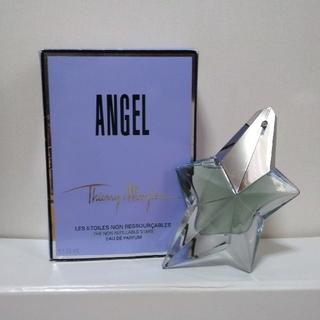 ティエリーミュグレー(Thierry Mugler)のティエリーミュグレーTHIERRY MUGLER ANGEL EDP25ml (香水(女性用))