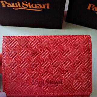 ポールスチュアート(Paul Stuart)のPaul Stuart折財布(折り財布)