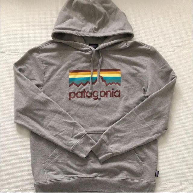 パタゴニア Patagonia スウェット パーカー グレー