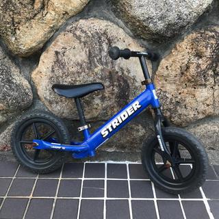 ストライダ(STRIDA)の:::STRIDER::: ストライダー Blue(自転車)