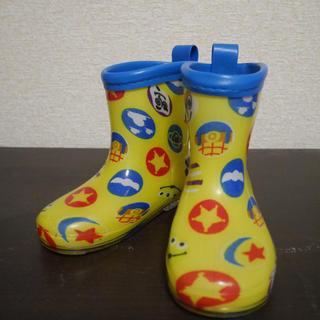 ディズニー(Disney)の【未使用】トイストーリー 長靴 14cm(長靴/レインシューズ)