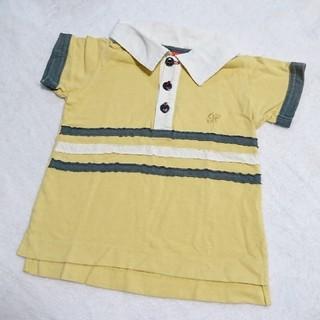 シュール(surl)の★surl★ポロシャツ風 Tシャツ 90(Tシャツ/カットソー)