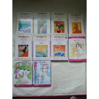 ハーレクインコミックス 10冊 真崎春望(女性漫画)