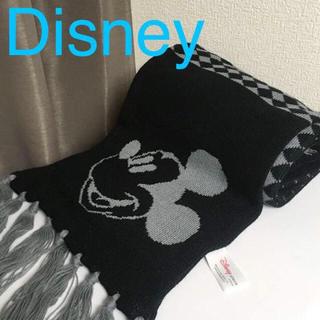 ディズニー(Disney)のDisney ディズニー ミッキーマウス マフラー ディズニーストア ミッキー(マフラー)