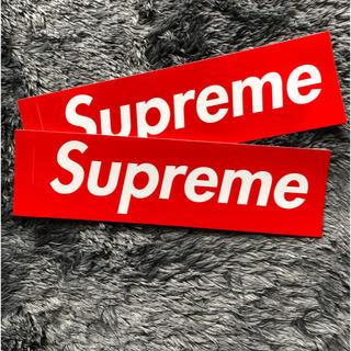 シュプリーム(Supreme)のsupremeステッカー(その他)