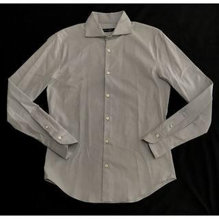 エイケイエム(AKM)の新品39960円 1 piu 1 uguale 3 プレーンシャツ AKM(シャツ)