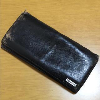 カルバンクライン(Calvin Klein)の【最安値】カルバンクラインの長財布(長財布)