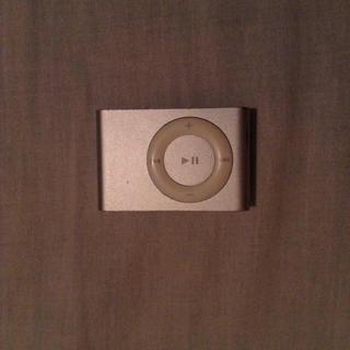 アップル(Apple)のiPod shuffle 1GB シルバー(ポータブルプレーヤー)