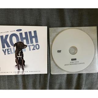 KOHH YELLOW TAPE 4 CD 【特典DVD付き】